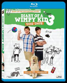 Diary Of A Wimpy Kid 3 - Dog Days (Blu-ray)