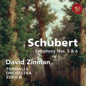 Schubert:Symphonies Nos 5 & 6 - (Import CD)