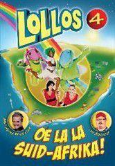 JOUBERT ALTA EN MINKIE BURGER - Lollos 4 - Oe La La Suid-Afrika (DVD)