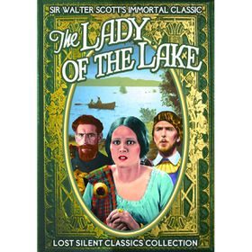 Lady of The Lake (Silent) (Region 1 Import DVD)