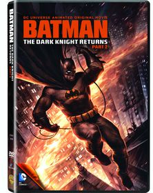 Batman: Dark Knight Returns Part 2 (DVD)