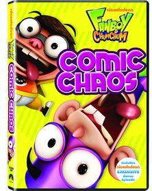 Fanboy & Chum Chum: Comic Chaos (DVD)