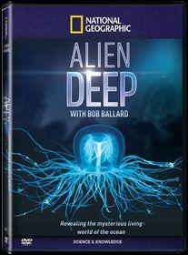 National Geographic: Alien Deep (DVD)
