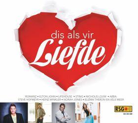 Dis Als Vir Liefde - Various (CD)