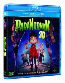 ParaNorman (3D & 2D Blu-ray)