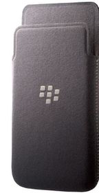 BlackBerry Z10 - Microfiber Pocket - Grey