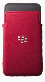 BlackBerry Z10 - Microfiber Pocket - Red