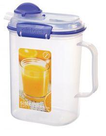 Klip It - 1.5L Juice Jug (173mm x 108mm x 202mm)