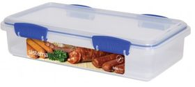 Sistema - Klip It 1.75L Deli Storage Container - 292 mm x 152 mm x 68 mm