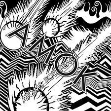 Atoms For Peace - Amok (CD)