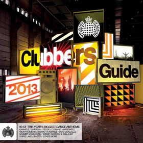 Clubbers Guide 2013 - Various Artists (CD)