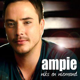 Ampie - Niks En Niemand (CD)