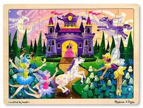 Melissa & Doug Fairy Fantasy Wooden Puzzle