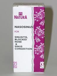 Natura Nasosinus Capsules 30