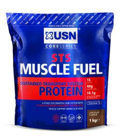 USN Muscle Fuel Sts - Chocolate 1Kg Bag