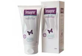 Femagene Intimate Soap 150ml for sensitive skin