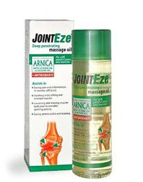 Jointeze  Deep penetrating Massage Oil 125 ml
