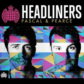 Headliners - Pascal & Pearce - Various Artists (CD)
