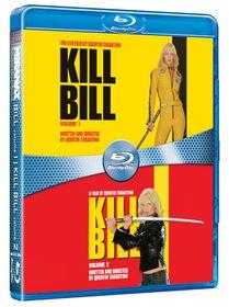Kill Bill 1 & 2 (Bundle Pack) (Blu-ray)