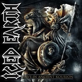 Iced Earth - Live In Ancient Kurion (CD)