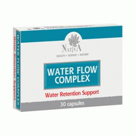 Nativa Water Flow Complex 30 Capsules