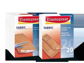 Elastoplast Fabric  Plaster Roll - 2.5cmx3m - 45773