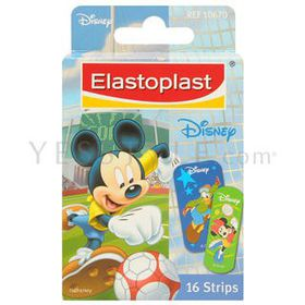 Elastoplast Disney Mickey 16 Ass  10670