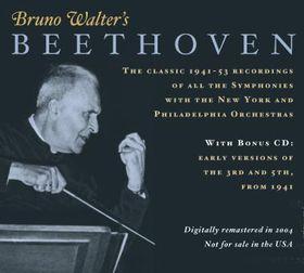 Walter, Bruno - Symphony No. 3 In E-flat Major, Op. 55 'Eroica' / Symphony No.5 In C (CD)