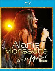 Morissette, Alanis - Live At Montreux 2012 (Blu-Ray)