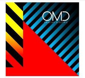 Omd - English Electric (CD)