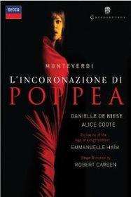 Monteverdi L?Incoronazione Di Poppea - (Region 1 Import DVD)