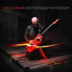 Satriani, Joe - Unstoppable Momentum (CD)