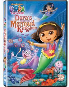 Dora The Explorer - Dora's Rescue In The Mermaid Kingdom (DVD)