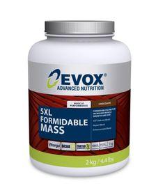 Evox 5Xl Formidable Mass Cookies - 2Kg