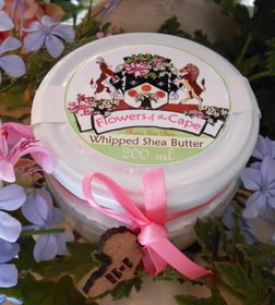 Rose en Bos Flowers of the Cape - Shea Butter 200ml