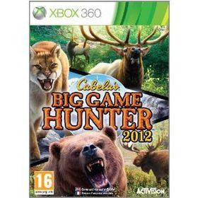 Cabela's Big Game Hunter 2012 SAS (XBox 360)