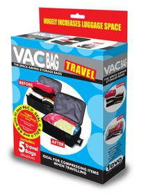 Tevo - Travel Vac Bag