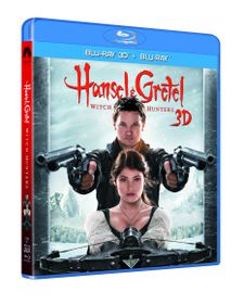 Hansel And Gretel: Witch Hunters (2D + 3D Blu-ray)