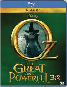 Oz The Great and Powerful (2D & 3D Blu-ray)