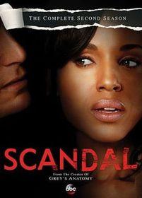 Scandal:Complete Second Season - (Region 1 Import DVD)
