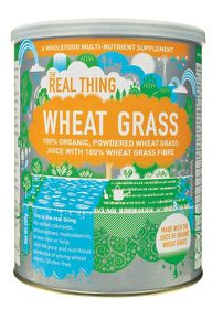 The Real Thing Wheat Grass Powder - 200g