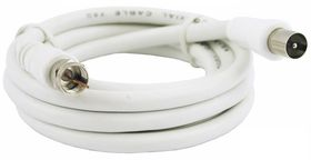 Ellies Female To Male Coaxial Flylead - 1.8m