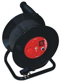 Ellies Extention Reel (10A) with Surge Protector (2) - 15m