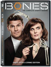 Bones Season 8 (DVD)