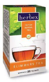 Herbex Slimmers Detox Tea - 40