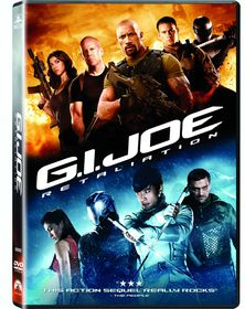 G.I. Joe Retaliation (DVD)