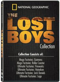 National Geographic: Lost Boys Collection (DVD)