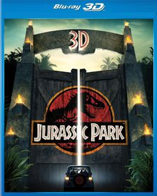 Jurassic Park (3D Blu-ray)