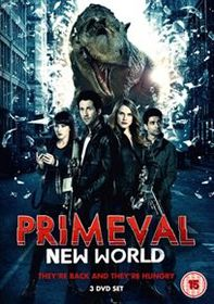 Primeval - New World: Season 1 (Import DVD)