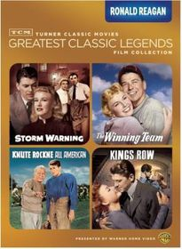 Tcm Greatest:Legends Ronald Reagan - (Region 1 Import DVD)